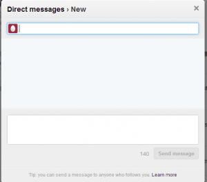 Direct Messages