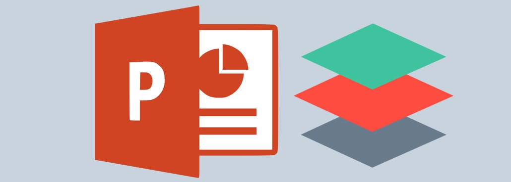 Screenshot with PowerPoint icon and a background icon.