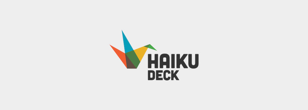 Logo of Haiku Deck.