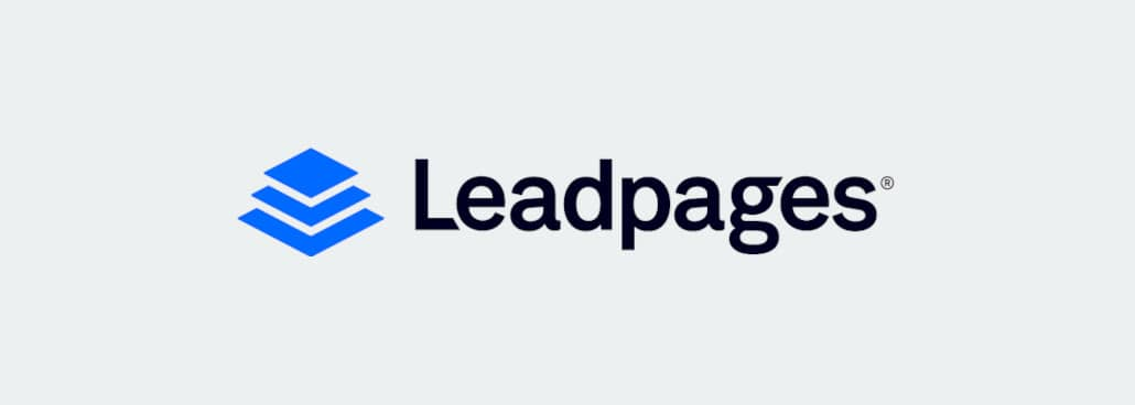 Logo for Leadpages.