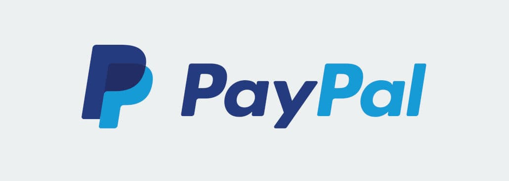 Logo for PayPal.