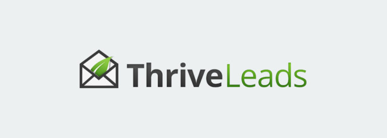 Logo for Thrive Leads