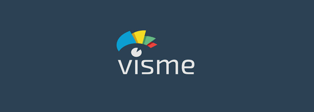 Screenshot of Visme
