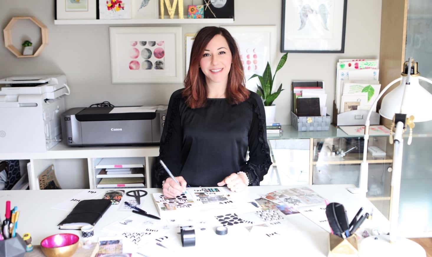 How Nicki Traikos Earns Nearly $1,000 a Month from Her Creative Courses