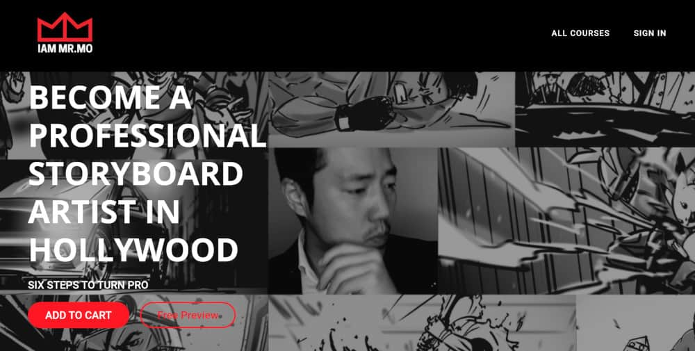 $12,907 Storyboard Masterclass Launch with Mr. Mo