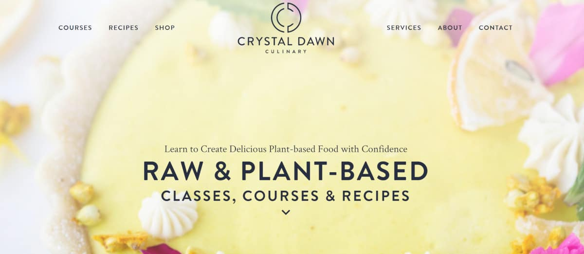 Crystal Dawn Homepage