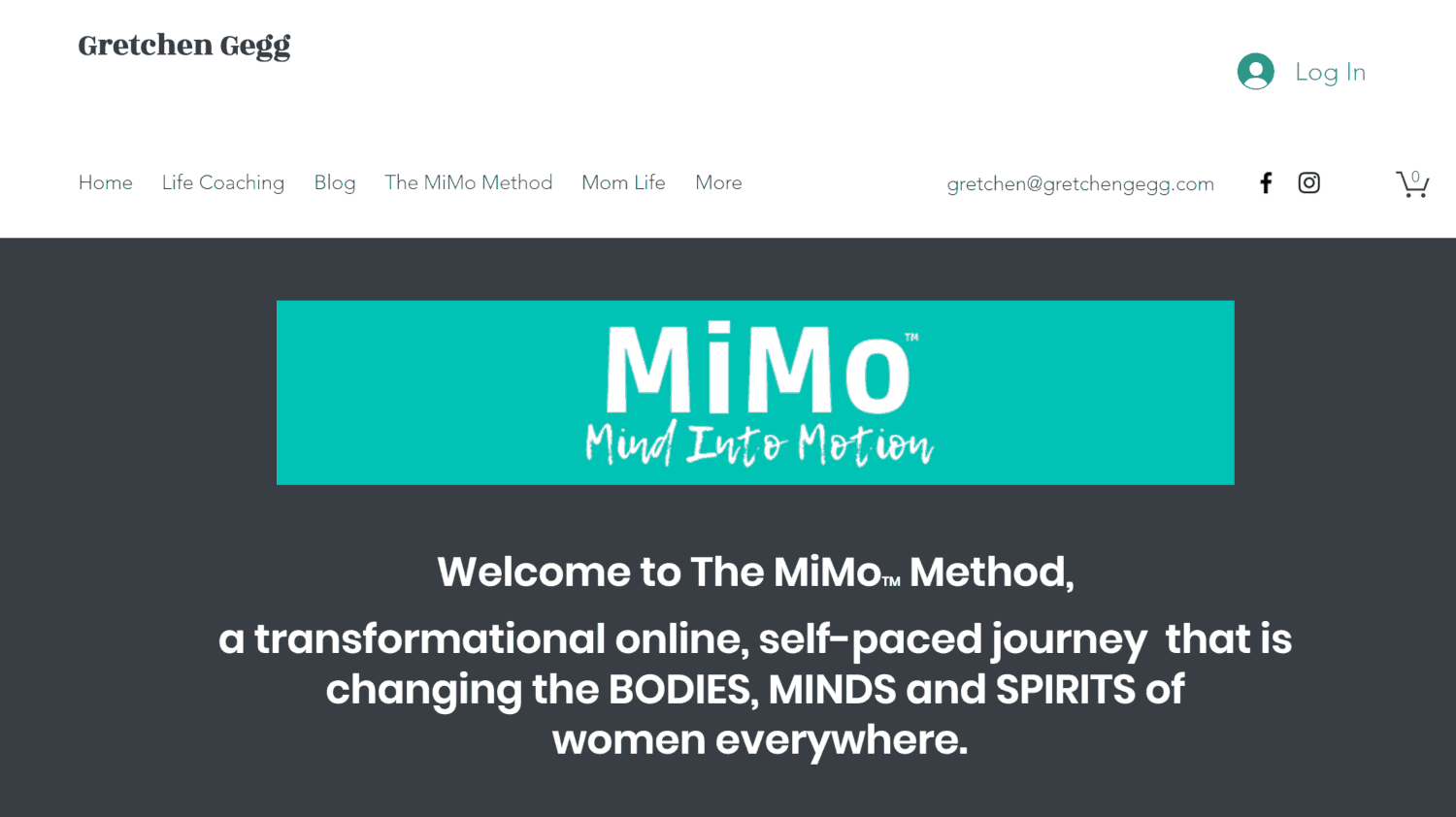 The MiMo™ Method Course
