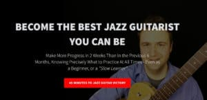 Jazz Guitar Lessons Homepage