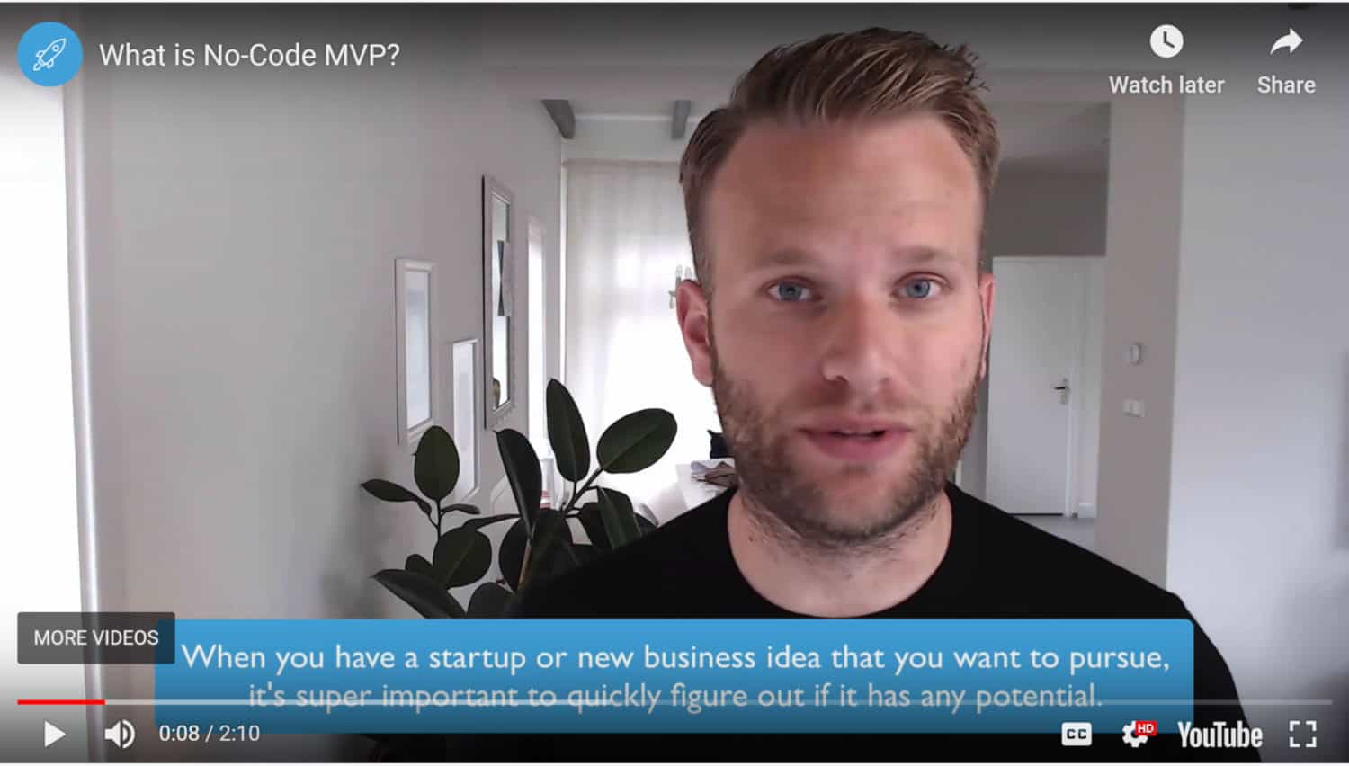 How Bram Kanstein Launched No-Code MVP and Earned $8,000 in 14-Days