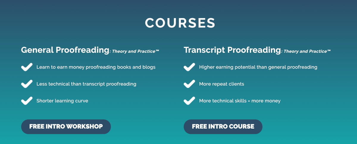 proofreadanywhere.com benefits of course