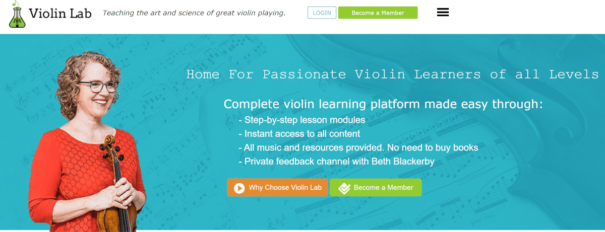 How Beth Blackerby Helped 20,000+ People Learn Violin Over the Past Decade