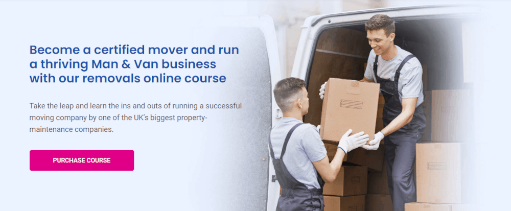 Fantastic Academy moving course