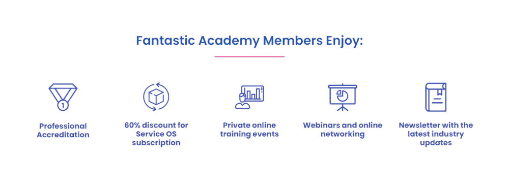 Fantastic Academy features