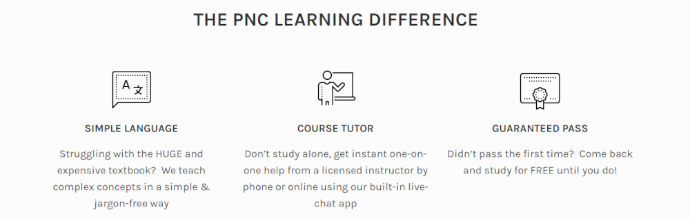 pnclearning.com learning difference