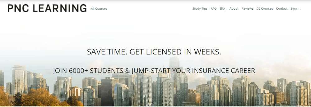 PNC Learning courses