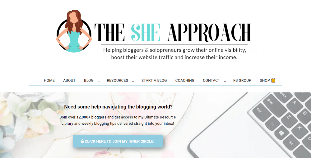 thesheapproach.com