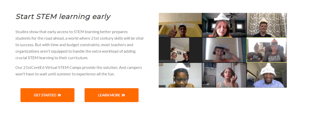 21cented.com early learning