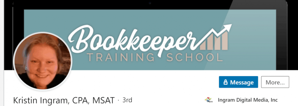 Bookkeeper Training School Social Media