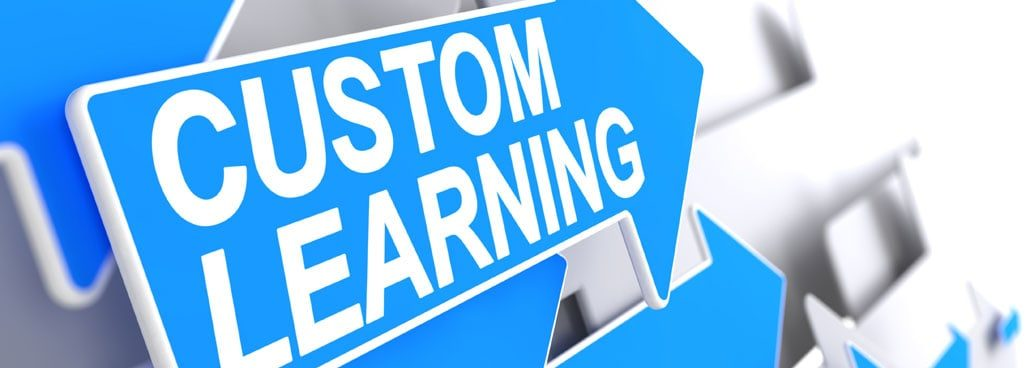 Image representing custom or adaptive learning