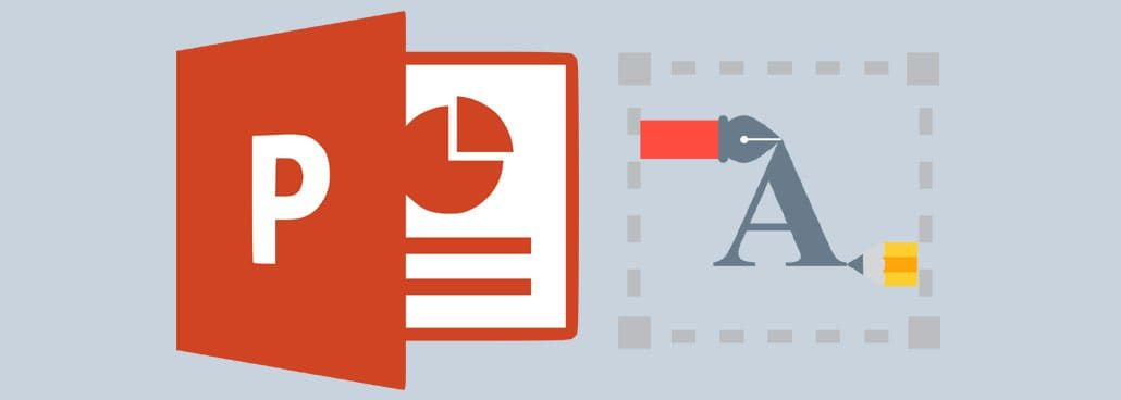 Image with PowerPoint icon and text highlighted.
